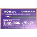 Globe Cam RG 6 with DC Power